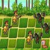 Спартанцы VS Гоблины