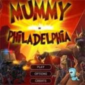 Мумия в Филадельфии