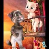 Говорящий кот по имени Том 4