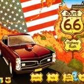 Трасса 66: Гонки по автостраде
