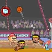 Головокружительное соревнование: Баскетбол