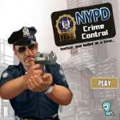 Полиция Нью Йорка: Контроль преступности