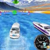 Гонки на катерах 3D