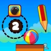 Катящийся мяч 3