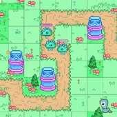 Обитель Пикси: Защита крепости