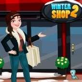 Зимний магазин 2