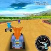Безумные гонки бандикутов 3D