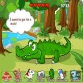 Приключения Даши: Забота о крокодильчике