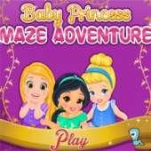 Принцессы-малышки: Приключение в лабиринте
